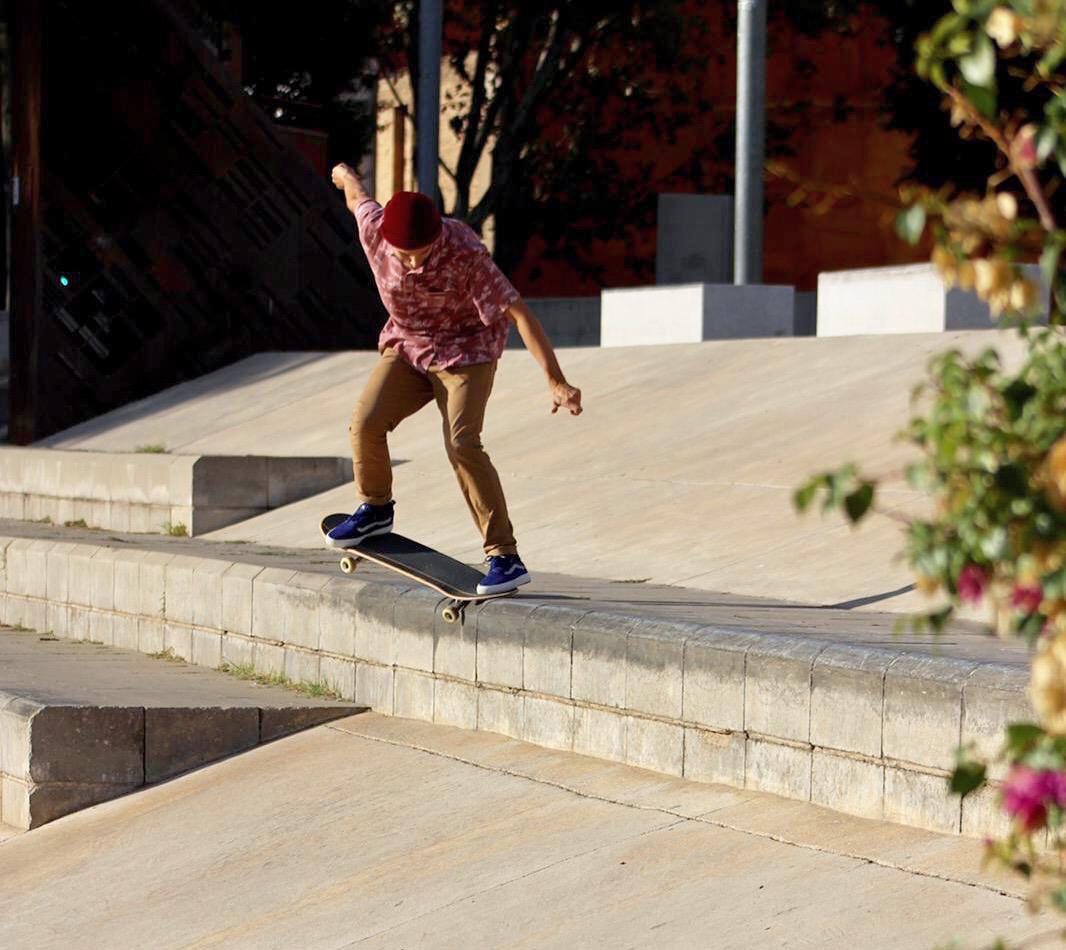instructor clases de skate leandro truco skate