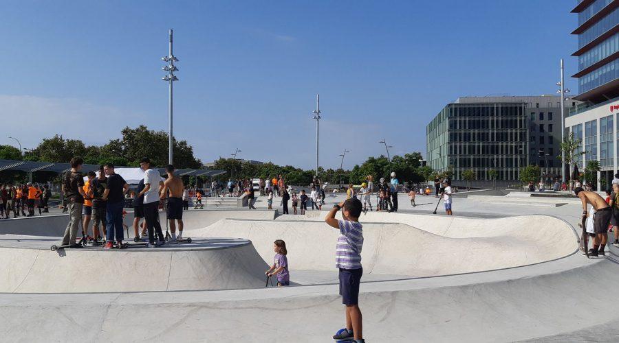 skatepark Zona Franca